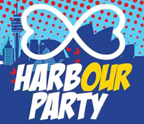 Mardi Gras Harbour Party
