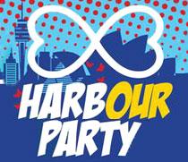 Mardi Gras Harbour Party