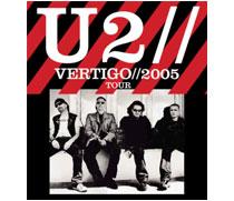 U2 – Vertigo Tour - Brisbane & Sydney